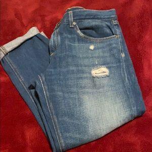 Rag&Bone Cropped Jeans 👖 💕